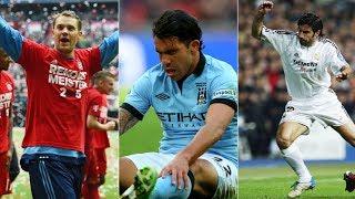 Neuer, Tevez, Figo... TOP 10 futbolowych
