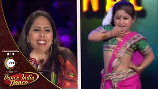 Anushka Final Audition Performance STUNNED Judges - DID L'il Masters Season 3