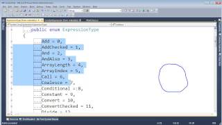 C# Picking Apart Expression Trees - ConstExpression