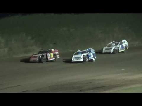 Jenae Gustin - Marshalltown Speedway - 7/14/17