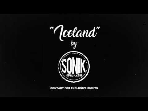 """Iceland"" - Experimental Hip-Hop | Free Rap Instrumental 2018"