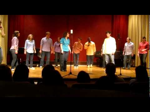 """""""Lovesong"""" by The Cure [A Cappella] - The Belmont Beltones (feat. Chad and Grace)"""