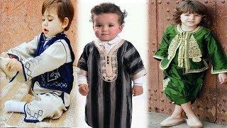 20e767aa712cb اللباس التقليدي المغربي للاولاد الصغار