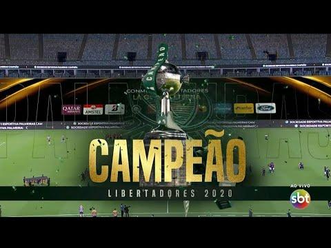 Comemoração do Palmeiras