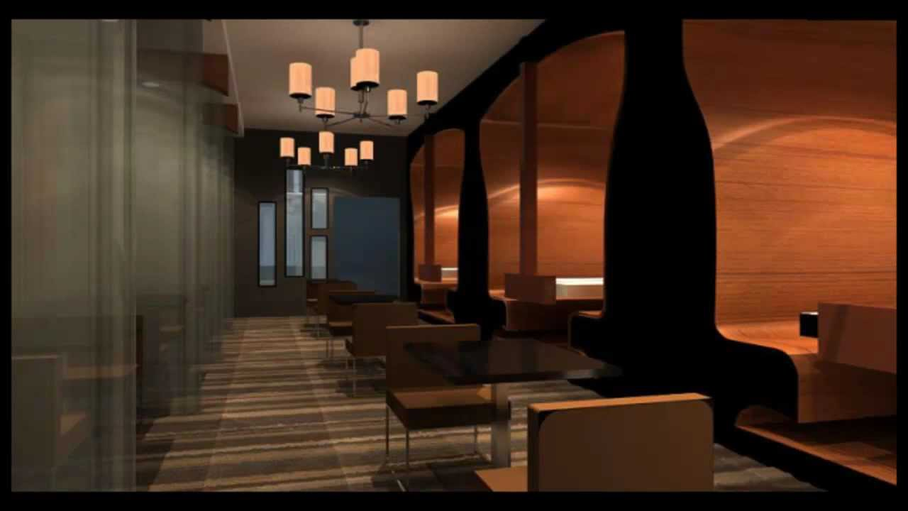 Restaurant Design - South San Francisco Sushi Restaurant Remodel - YouTube