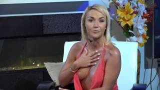 Repeat youtube video Jenny Scordamaglia Entrevista artista Reggaetton Astra (Spanish)
