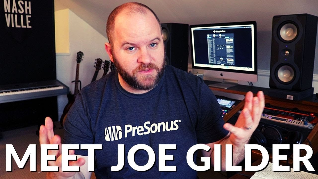 Studio One with Joe Gilder
