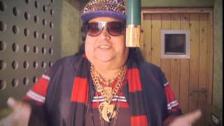 GOLDEN BAPPI LAHIRI BACK TO LOS ANGELES