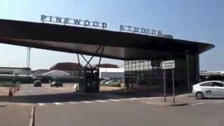 Pinewood Studios DriveBy