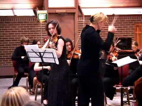 4 November 2007 - concert excerpts