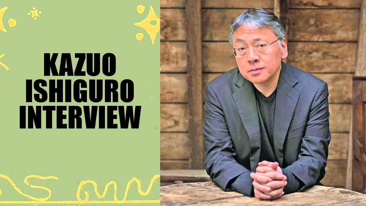 how ishiguro uses art to show He could not help but feel gleeful when his master's paintings fell into disfavour during a return to the use of more traditional bold lines in the paintings used for nationalistic posters in 2014, the french composer karol beffa paid kazuo ishiguro a tribute in his second violin concerto, a floating world, premiered by akiko suwanai and the.