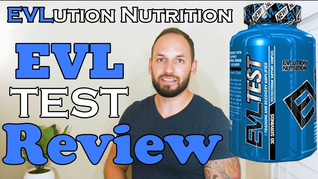 Evlution Nutrition EVL Test Review (Fast & Simple)