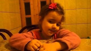Maria Alexandra 4 ani , 17 poezii pentru Mos Craciun