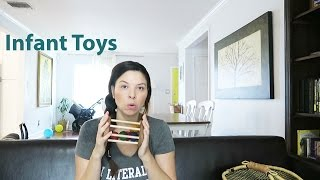 Infant Toys - 3 months And Up - Montessori Baby Toys