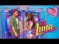 Soy Luna en muñecas - Matteo encuentra a Luna besándose con Simón en el Open Music