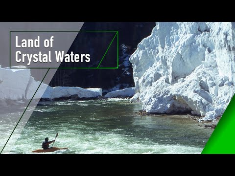 Land of Crystal Waters - The Secrets of Nature