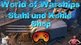 der stahl und kohle shop in world of warships deutschgerman gameplay ideen teamkrado