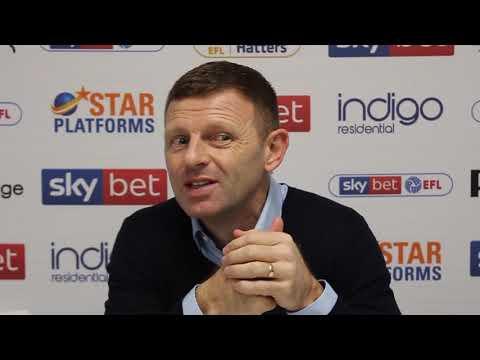 Graeme Jones on the defeat to Cardiff City