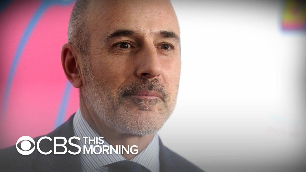 Matt Lauer accused of rape by NBC News colleague, Ronan Farrow's new book claims