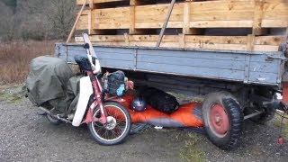 Repeat youtube video Riding my C90 to the Elephant Rally 2013 in Germany (elefantentreffen). Start of