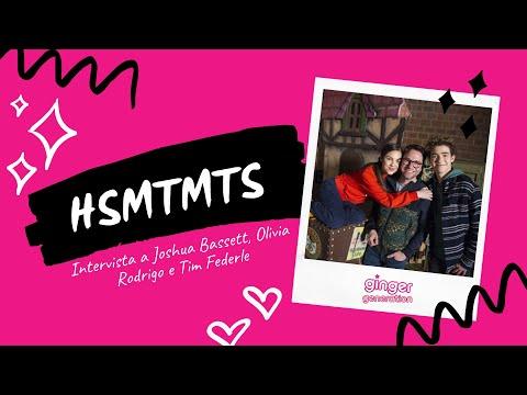 High School Musical The Musical La Serie - Intervista a Joshua Bassett, Olivia Rodrigo e Tim Federle