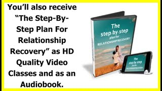 Personalized Relationship Recovery Program PDF EBook Download ?