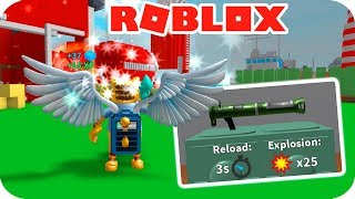💣 DESTROYED THE WORLD IN THE NEW DESTRUCTION SIMULATOR OF ROBLOX 💣