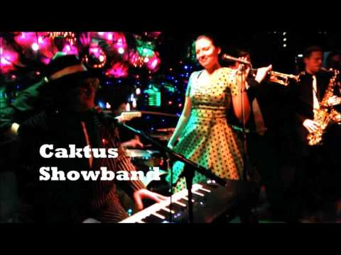Caktus Showband - pozvánka do Calcio Baru (free entry)