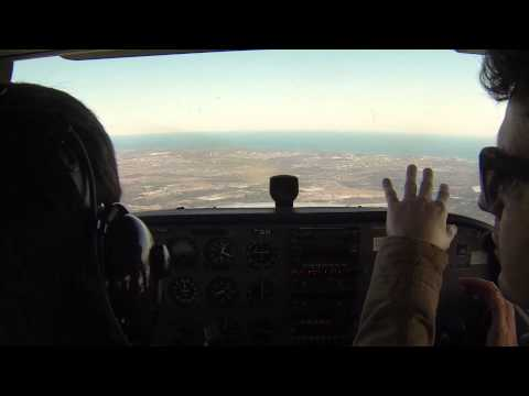 Flight Lesson // Steep turns
