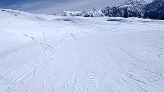 Tetnuldi ski resort Горнолыжный курорт Тетнулди 25 03 2019