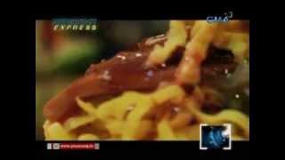 Saksi: Midnight Express: Ham Noodles, Gawa Sa Mga Tirang Handa Noong Noche Buena