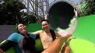 Twist Water Slide at Go! Wet Waterpark