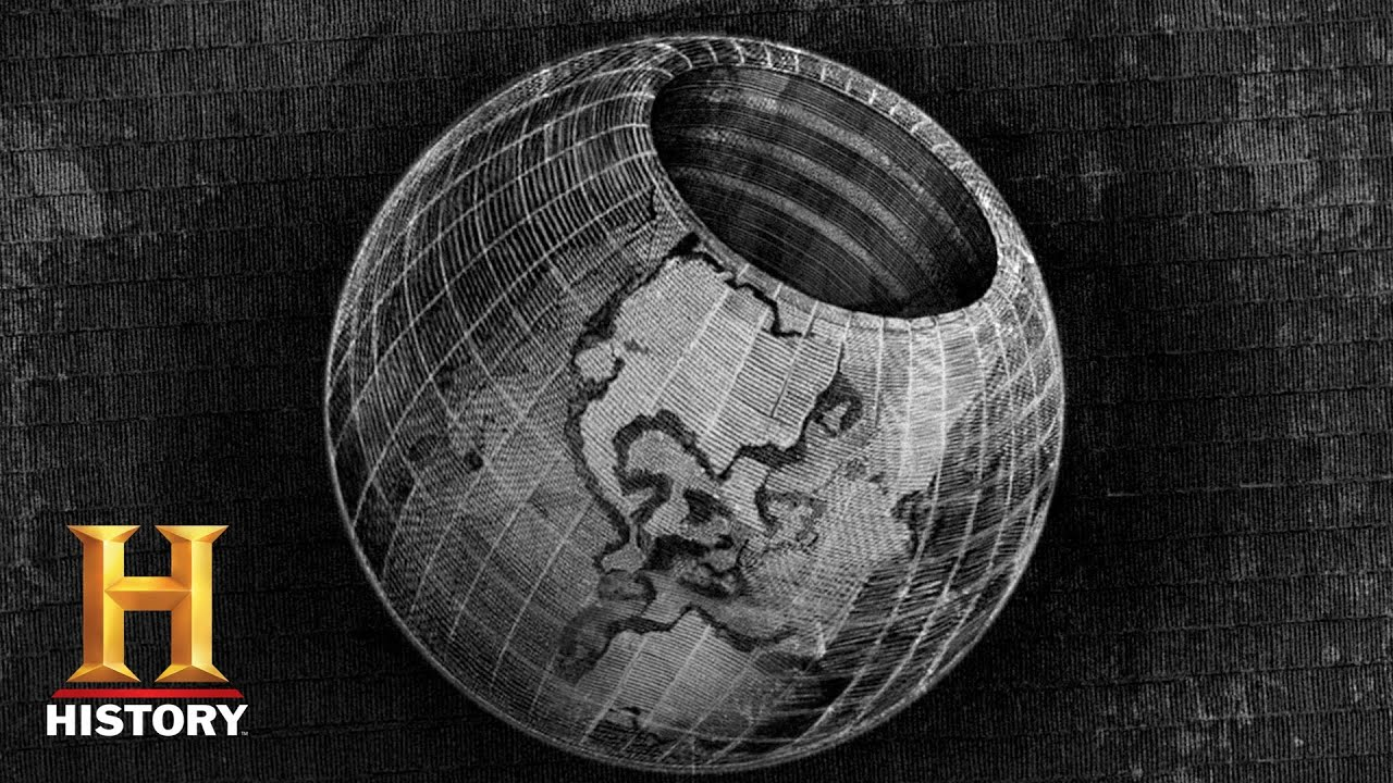 Ancient Aliens: The Hollow Earth Theory (Season 10) | History image