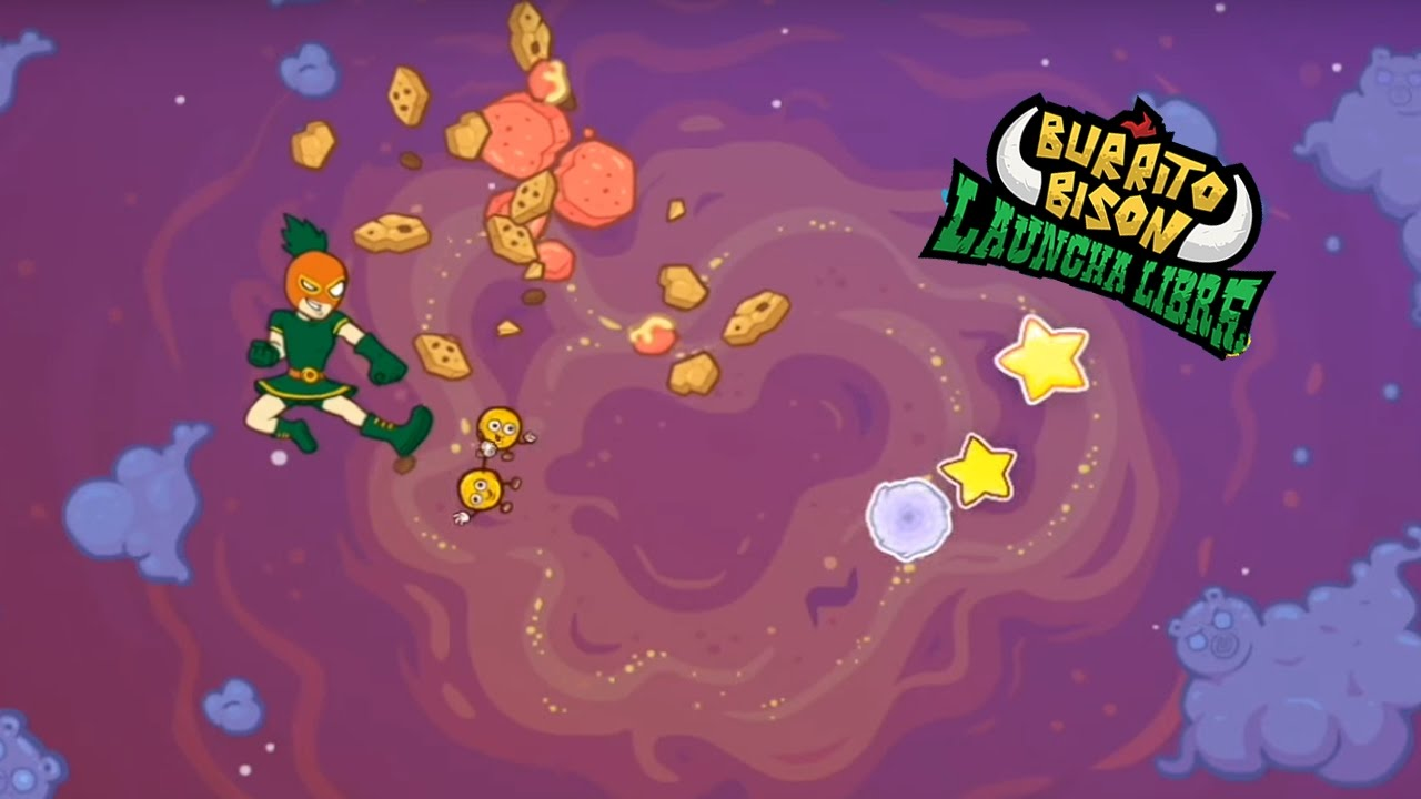 Burrito Bison: Launcha Libre of CAKINATOR NO MORE Series No. 28 (iOS Gameplay) - YouTube