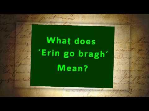 Erin go bragh translation youtube erin go bragh translation m4hsunfo