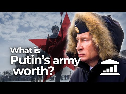 How has Putin TRANSFORMED the Russian ARMY? - VisualPolitik EN