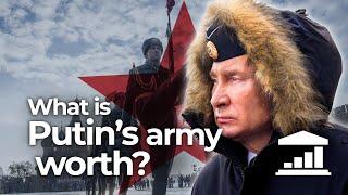 How has Putin TRANSFORMED the Russian ARMY? - VisualPolitik EN
