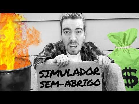 A MINHA PRIMEIRA CASA!!! MILIONÁRIO? | SIMULADOR DE SEM-ABRIGO?! (De Pobre a MILIONÁRIO)
