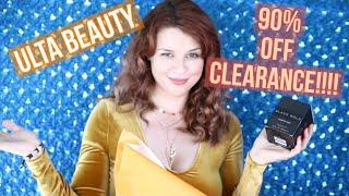 Ulta 90% off Clearance Haul & GIVEAWAY!! Ulta Beauty Clearance Haul!