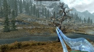 Skyrim: how to make energy sword - (skyrim energy sword)