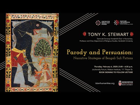 Parody And Persuasion: Narrative Strategies Of Bengali Sufi Fictions
