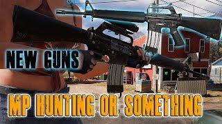 Far Cry 5 Mp Hunting With Viewnam Dlc Guns