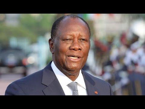 2020 Ivorian presidential election