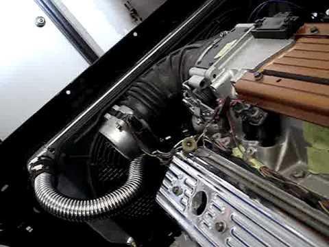 lt1 350 vacuum leak problems