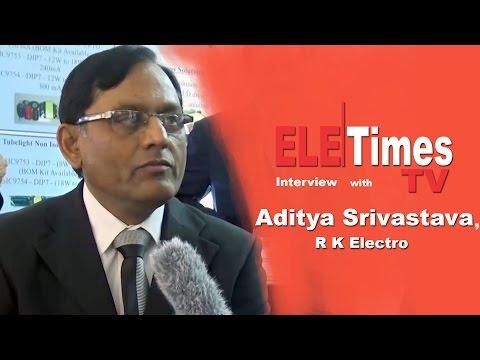 Interview with Aditya Srivastava
