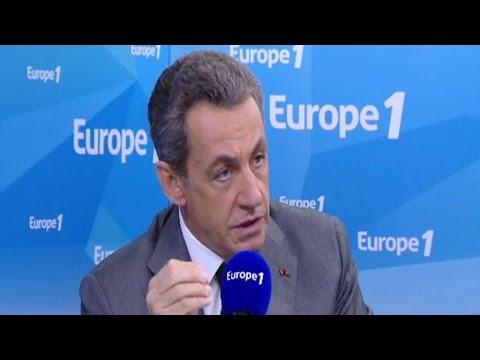 """Nicolas Sarkozy : """"Celui qui gagnera n'aura pas de mal à rassembler les autres"""""""