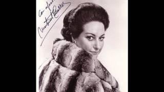 Montserrat Caballé - Vissi d