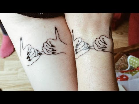 28 Sister Tattoos To Perfectly Capture Your Bond