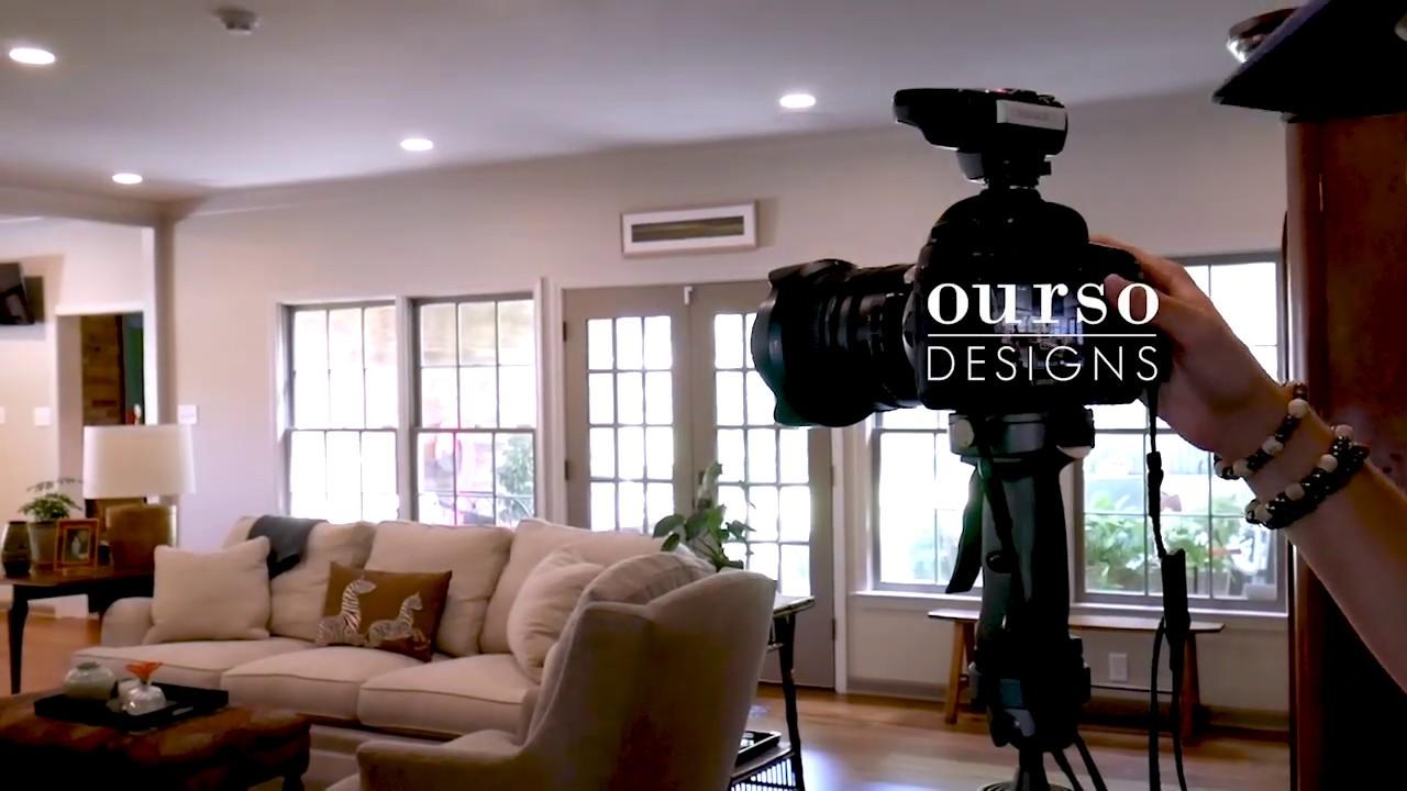 Ourso Designs Photoshoot Time-lapse