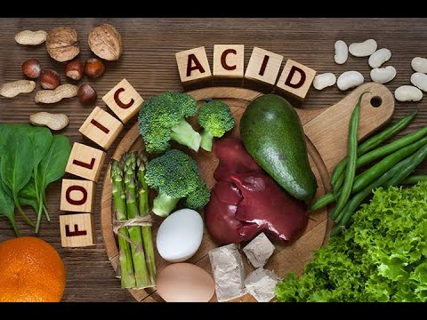 Folic Acid ( Vitamin B9 Or Vitamin M ) - Made So Simple
